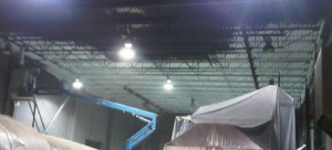 Warehouse Painting - Industrial Ceiling - A Klein Company