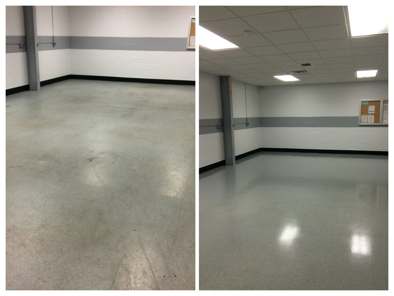 Floors Strip And Wax Job Cost