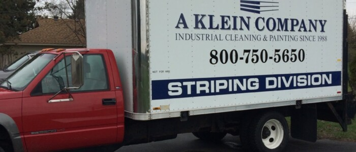 Parking Lot Striping Company - A Klein Company - Michigan